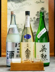 日本酒3種飲み比べセット