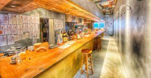 かおるすする,内観,蕎麦屋,札幌